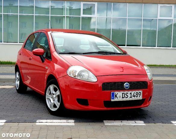 Fiat Grande Punto Sprowadzony po opłatach celno skarbowych wersja giugiaro