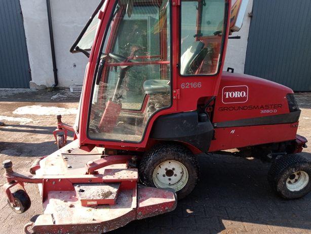 Traktorek Kosiarka TORO 4x4