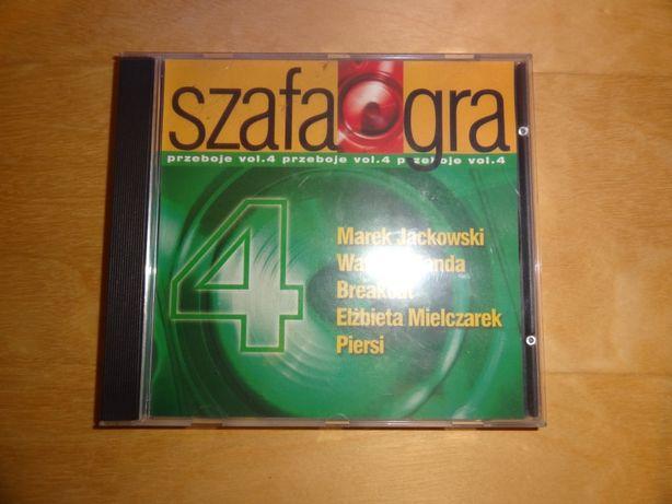 Szafa gra 4 płyta cd
