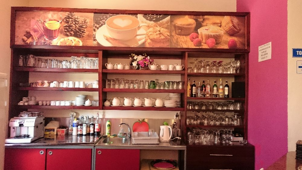wyposażenie kawiarni cukierni Rybnik - image 1