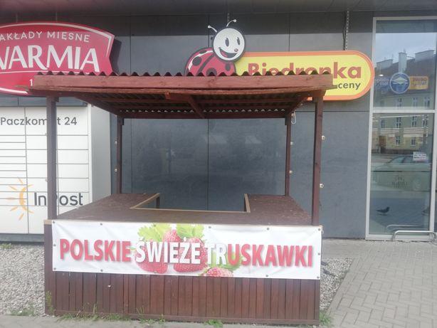 Stragan Kiosk Stoisko + Gratis