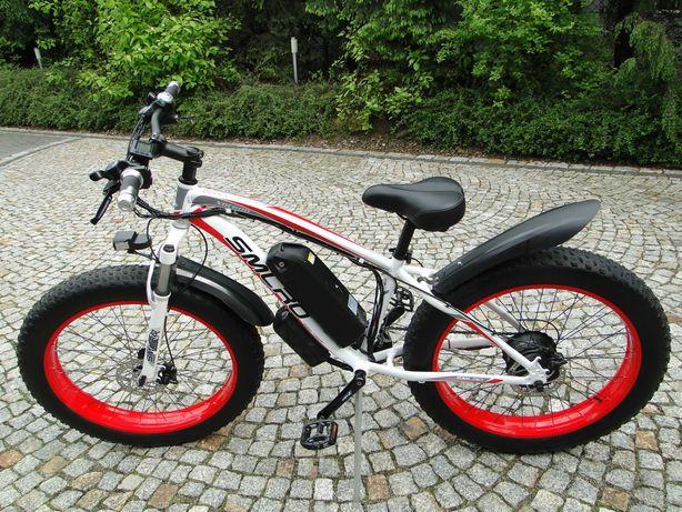 E-Fat Bike 1000W SMLROXDC600