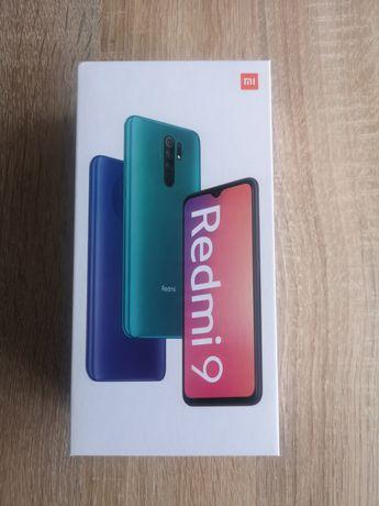 Nowy Xiaomi Redmi 9 4GB RAM 64GB ROM + gratis MiBand 4