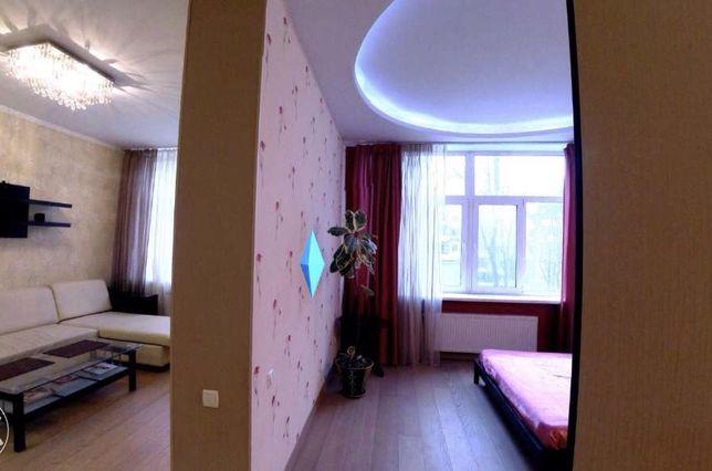 Красивая квартира возле парка Победы