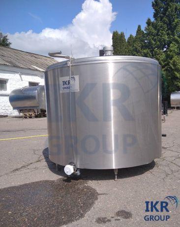 Охладитель молока на 800 литров б/у на складе в Ровно с НДС
