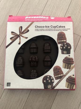 Foremka do czekoladek Pavonidea