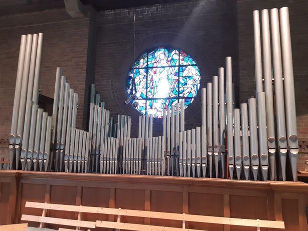 Organy kościelne piszczałkowe Vermuelen