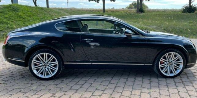 Bentley Continental GT 560 CV 6.0 W12