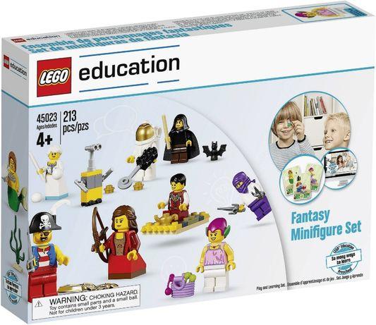 Lego Fantasy Minifigure Set 45023