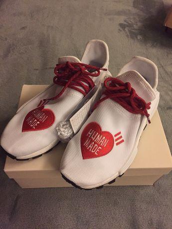 Adidas Hu NMD (Pharell Williams) Human Made tamanho 41 (8 US)