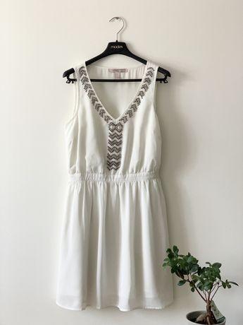 Forever21 sukienka boho zwiewna S