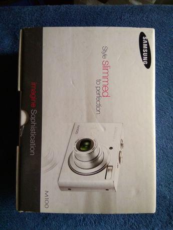Цифровой фотоаппарат Samsung M100 / 8.2 Mega pixels