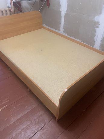 Кровать двуспальная Ліжко