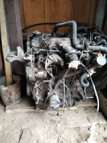 Мотор Фіат Скудо 2.0JTD