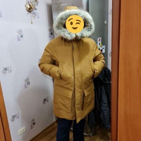 зимняя курточка Calvin Klein , размер L