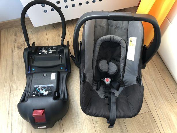 Fotelik samochodowy Axkid Babyfix 0-13kg + baza isofix