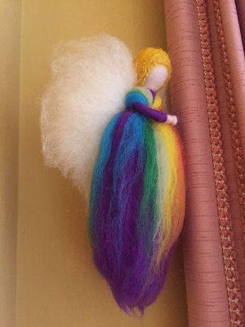 FADA lã feita à mão