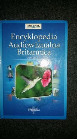 Książka encyklopedia zoologia
