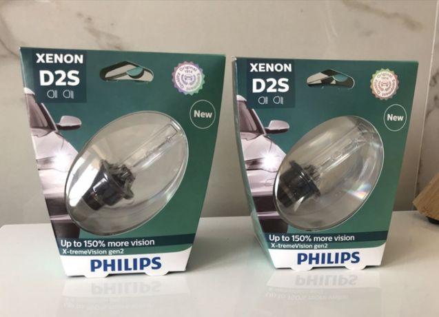 PHILIPS 85122XV2S1 D2S X-tremeVision +150