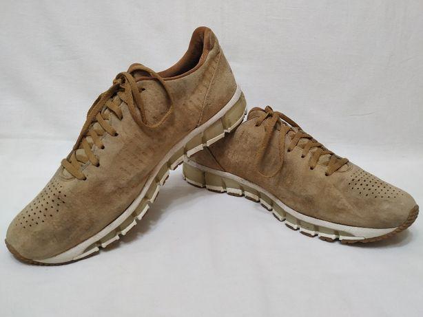 """Кроссовки мужские кожаные """"Asics"""" Размер EUR-48(31 см)US-13"""