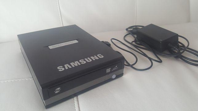 Leitor/gravador cd/dvd Samsung