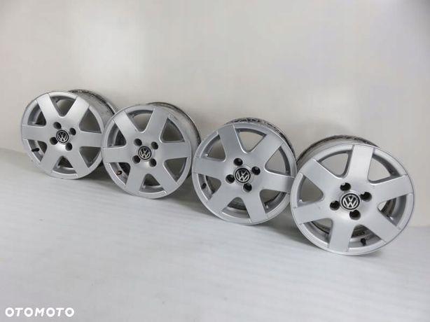 Felgi aluminiowe 14'' VW Polo Golf III 4x100
