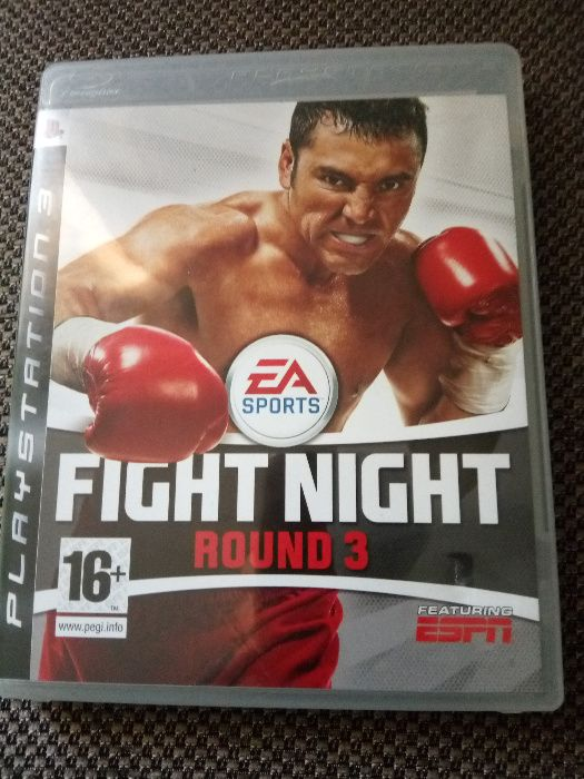 Fight Night - Round 3 - PlaySTation 3
