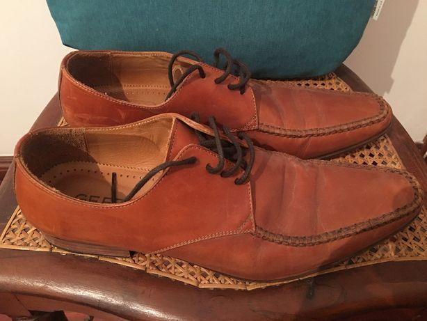 Sapatos de homem GIANFRANCO FERRÉ