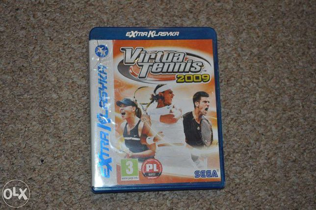 Gra komputerowa Virtua Tennis