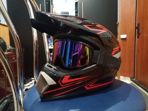 Мото шлем Virtue MD 905 . 800 грн.