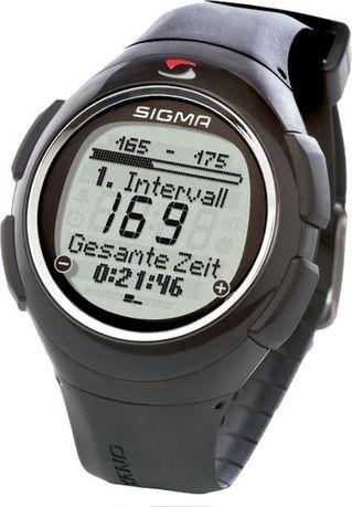 Sigma Onyx Pro Zegarek Pulsometr Trening Uchwyt Rowerowy