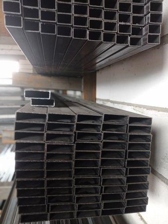 Profil 80x20x1.5 na bramy ogrodzenia