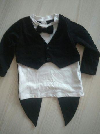 H&M ubranko na roczek garnitur r. 80