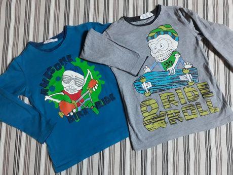 Регланы детские H&M размер 2-4