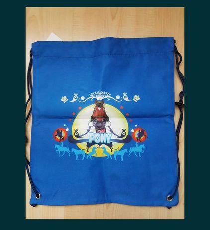 Worek /plecak Pony nowe z metkami