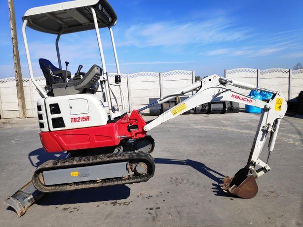 Usługa kopania wiercenie kucie betonu prace budowlane minikoparka
