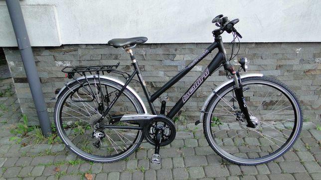 Велосипед Bellini 28'' Deore Germany гідравліка (Cube Analog Rock Shox