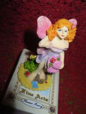 в коллекцию фигурка статуэтка куколка девочка эльф с крыльями сувенир