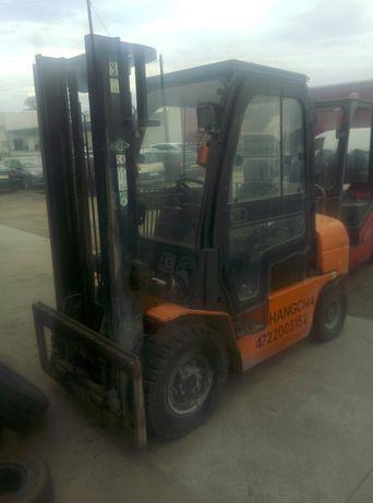 Wózek Widlowy 2.5 HANGCHA 2011r diesel