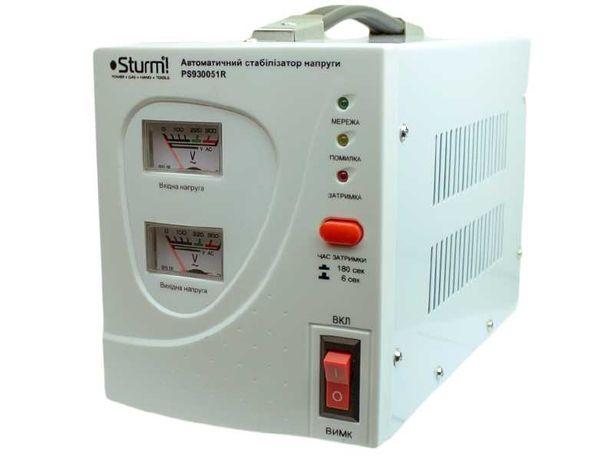 продам стабилизатор напряжения Sturm PS930101R 1кв