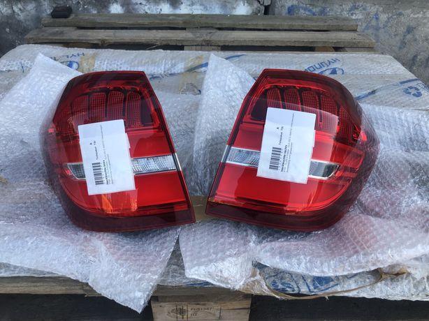 Фанарі фонар x166 GLS USA форарі х166 америка мерседес mercedes