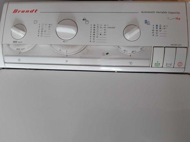 pralka Brandt silnik programator panel sterowania pompa grzałka części