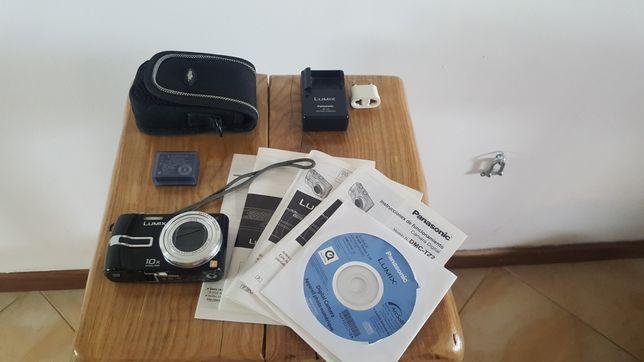 Aparat fotograficzny Panasonic Lumix DMC-TZ3