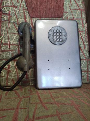 Продам кнопочный таксофон.