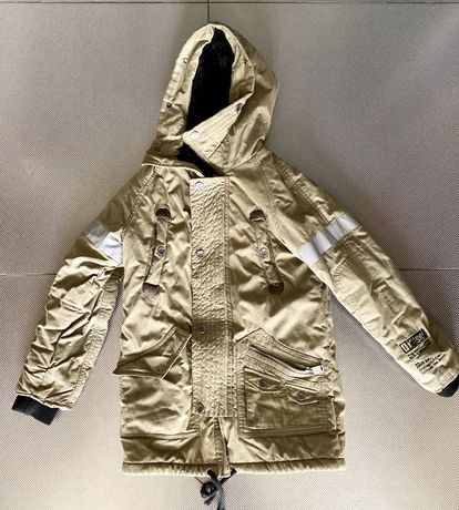 Diesel зимняя куртка на мальчика