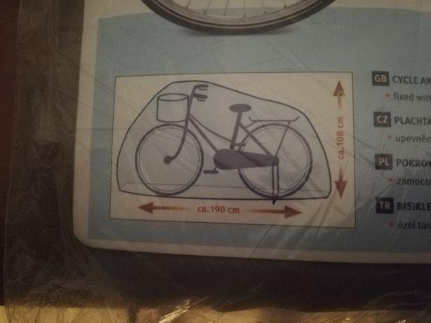 Pokrowiec na rower badz motocykl 190x108 - szer x wys