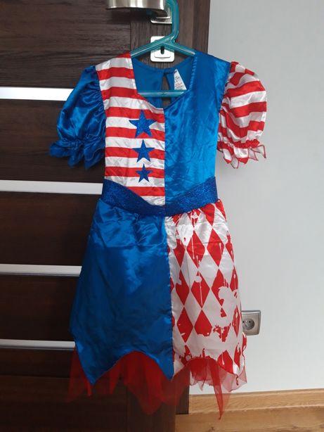 Sukienka-przebranie na bal