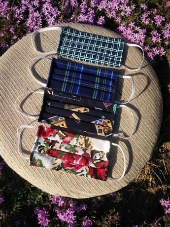 Nowe maseczki bawełniane ochronne wielorazowe