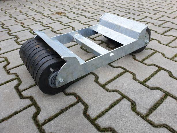 Wózek pod urwane koło rolka transportowa auto laweta