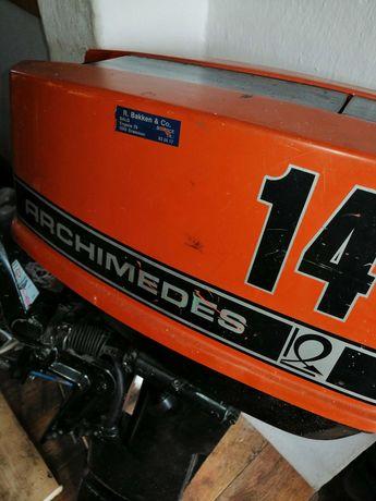 Silnik zaburtowy volvo penta archmedes 9.9-14 hp.